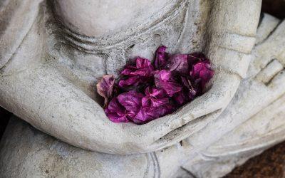 Cosas espirituales, sentimientos vacíos