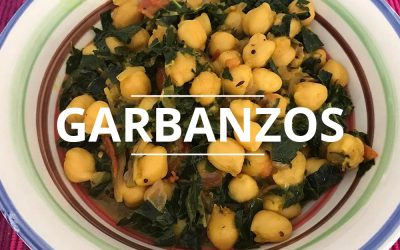 GARBANZOS CON KALE