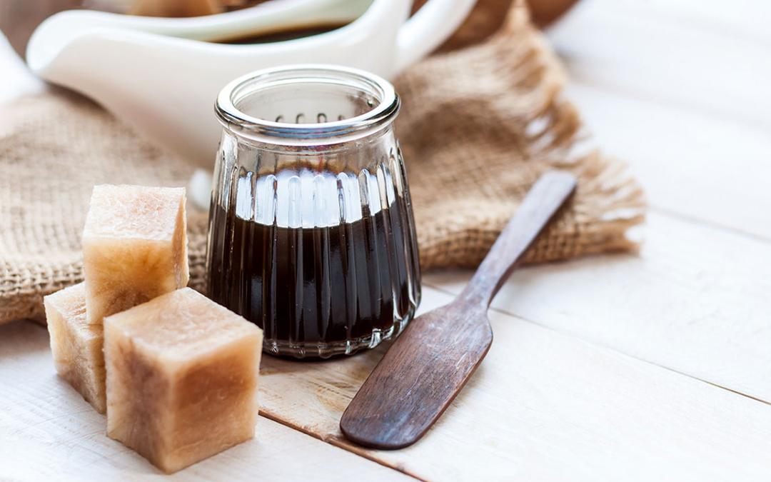 Deliciosa miel de yacón